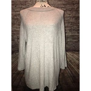 UO Project Social T | softest pullover tunic LARGE